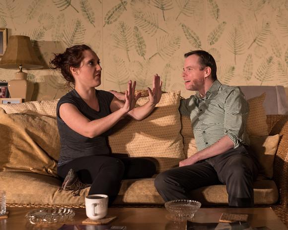 Emily Gilson(Brooke Wyeth), David  Dieud