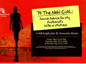 "PMTC Presents a Weekend of To the New Girl Performances Filmed Live ""on Location"""