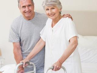 Porque devemos treinar o equilíbrio com os idosos.