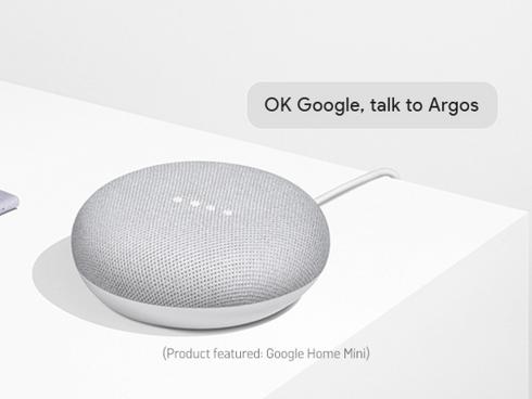 Argos Assistant - Voice UX