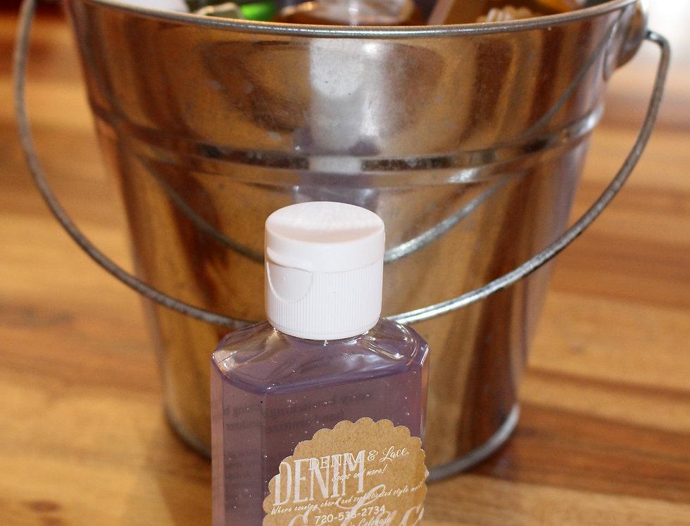 NEW! 2 oz Hand Sanitizer