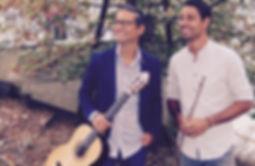 Duo Brasilis - Flöte und Gitarre - Edmauro de Oliviera