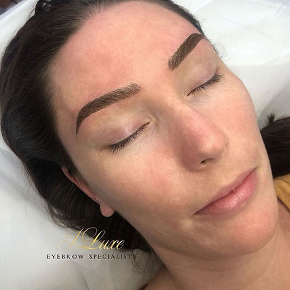 Cosmetic tattooing brows wollongong