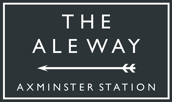 The Ale Way Axminster Station Beer Pub