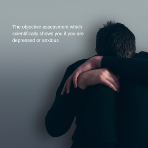 The TranQuality Mental Health Assessment can scientifically highlight if you are depressed or anxious