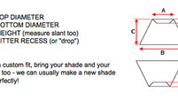 How to Measure Your Lamp