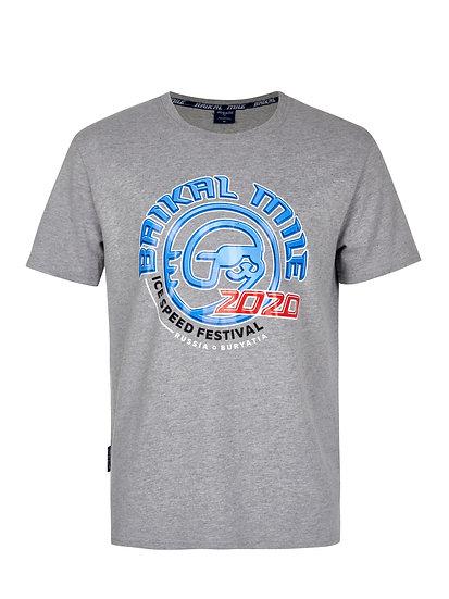 Футболка «BAIKAL MILE 2020» (без логотипов на спине)