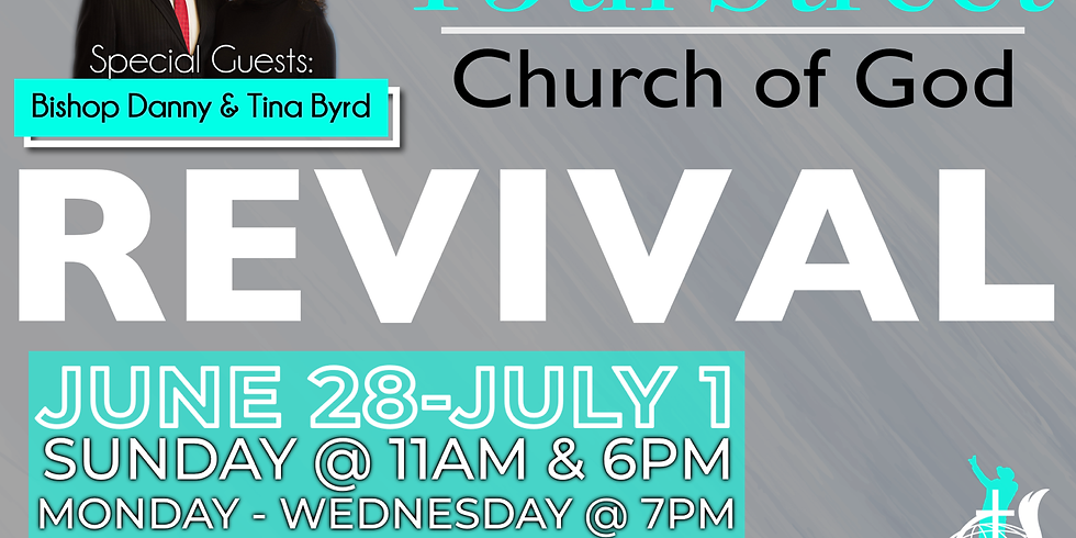 Revival @ 15th Street Church of God