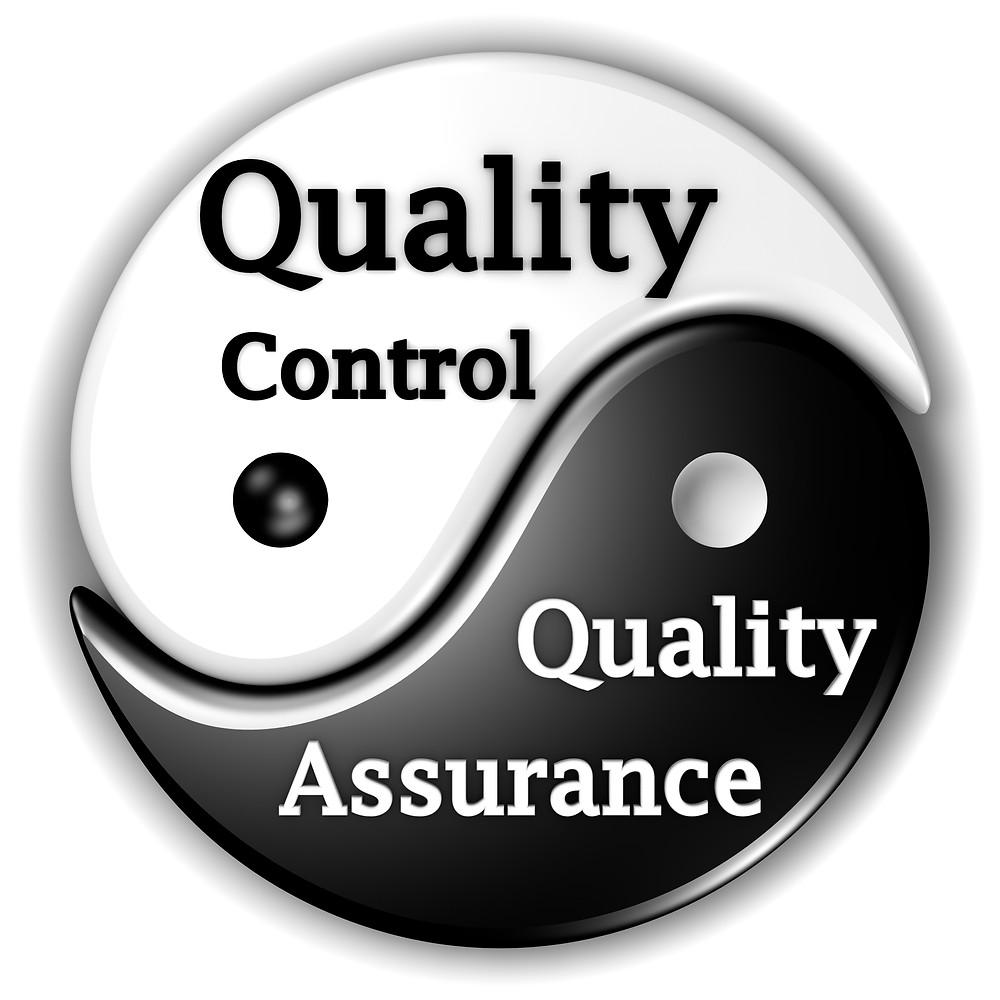 Quality Assurance - Quality Control