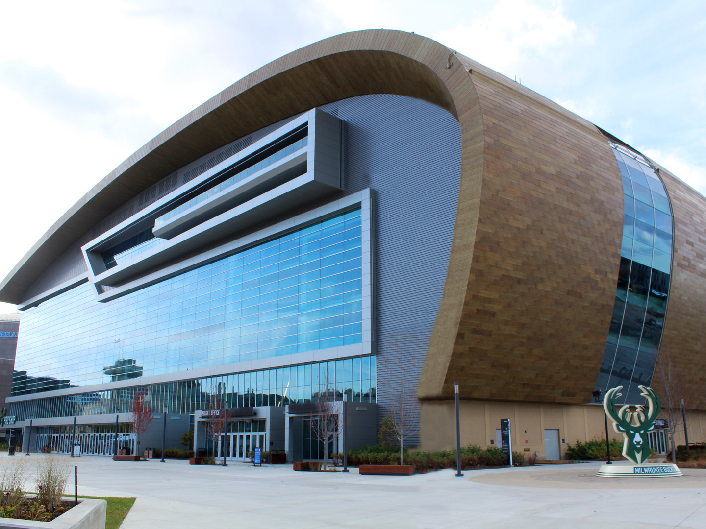 Fiserv Forum - Prism Technical