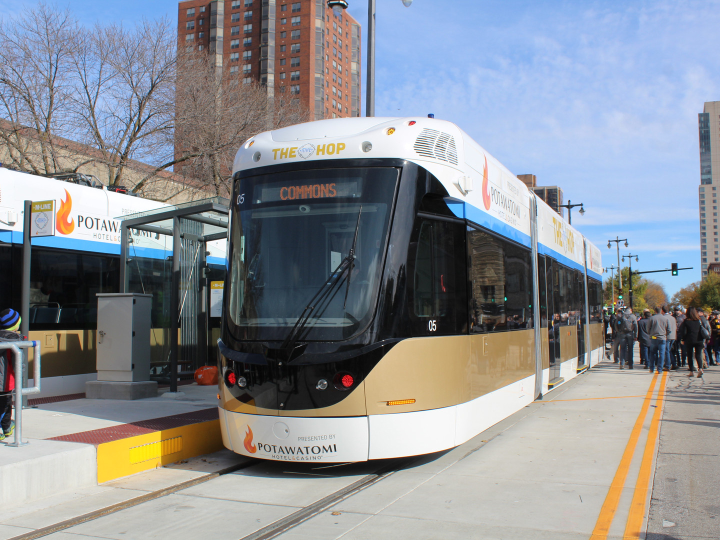 The HOP - Milwaukee Streetcar - Prism Technical