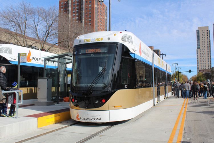 The HOP - Milwaukee Streetcar - Prism Technical
