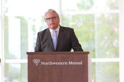 Speech at Northwestern Mutual