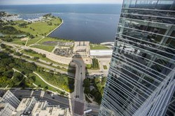View from Northwestern Mutual Tower