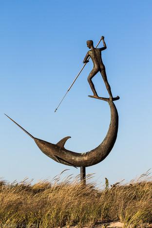 Bronze Harpooner
