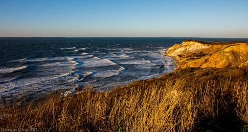Wind Swept Bluffs