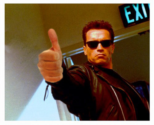 Terminator approves.     from the thumbsandammo blog