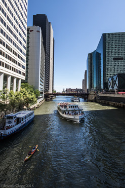 Canals of the Windy City