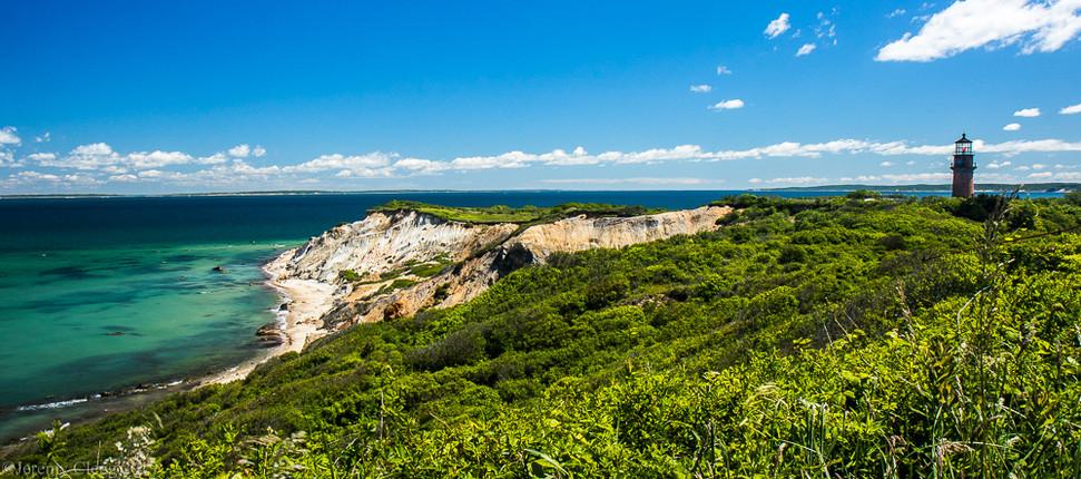 Marthas Vineyard Cliffs