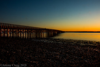 Dawn at Powder Point
