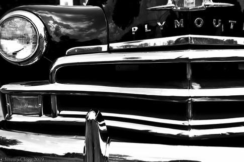 Black Plymouth