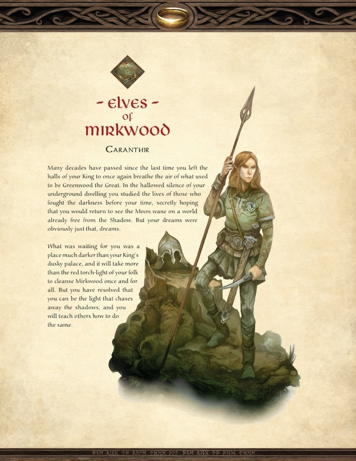 All elves have long hair.  And you though Dwarf women were hard to tell apart.
