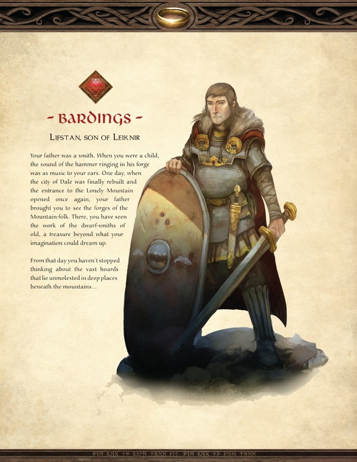 They are called Bardings because they serve king Bard.  I call them by their home.