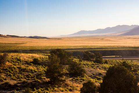 Early Morning Nevada