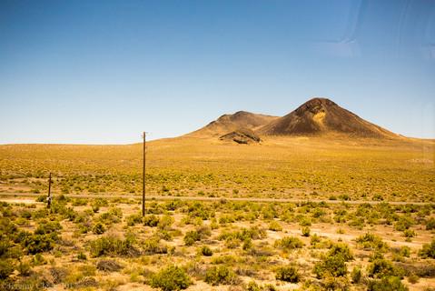 Lone Desert Hill