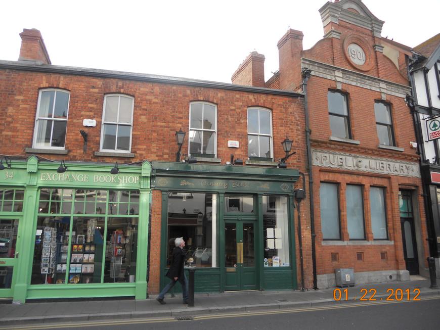 Shops in Dublin
