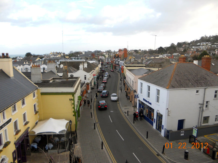 Street in Dalkey, IR