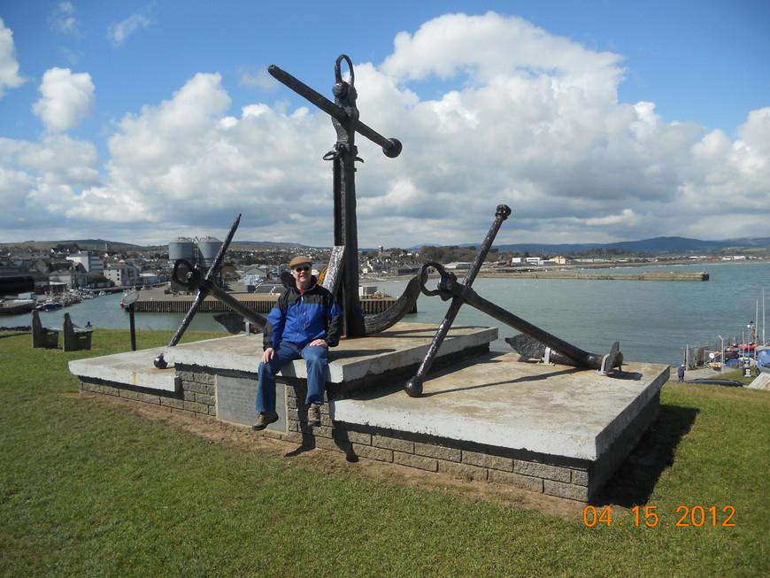 Wexford harbor