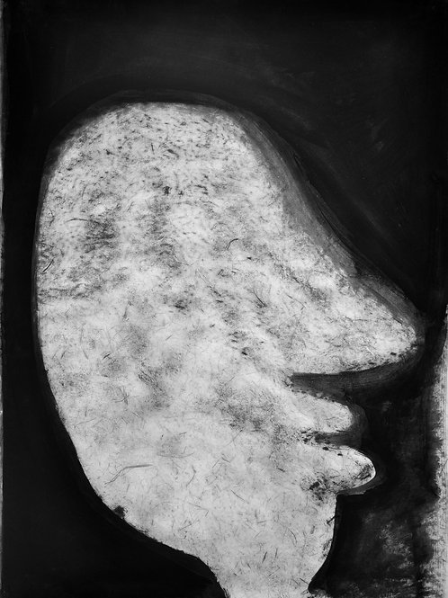 SELF PORTRAIT-UNTITLED 1: Emily Moore