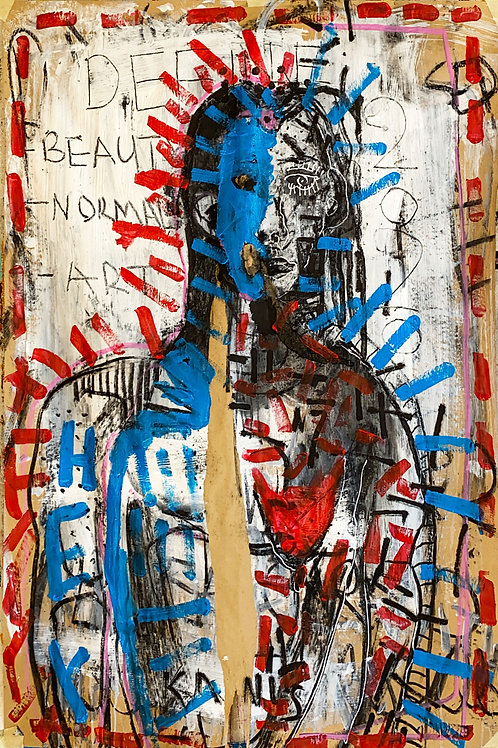 A Form of Beauty: GEORGE KANIS