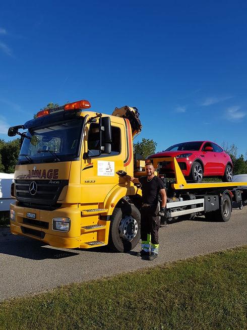 AGV Dépannage Sarl – Dépannage Auto Ga