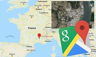 google-maps-earth-france-marcoule-nuclea