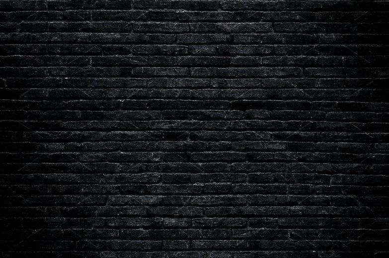 trusted-black-brick-wall-image-stock-pho