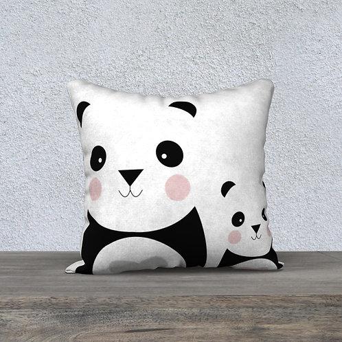 Coussin Panda Maman/BB