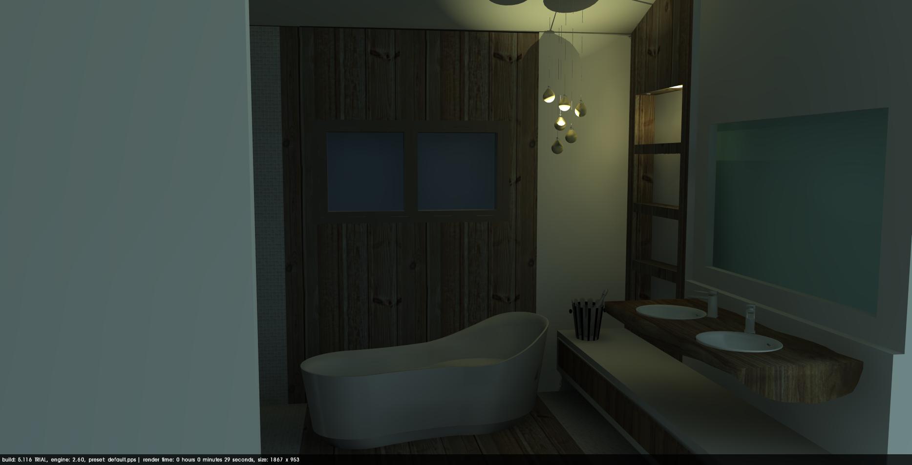 Conception salle de bain creation de