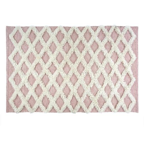 Tapis en laine et coton Souk 5x7