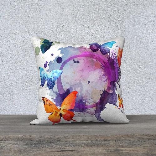 Coussin décoratif Papillon