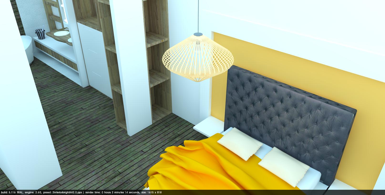 conception Design 3D suite parentale