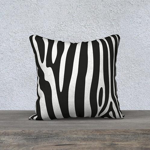 Coussin décoratif Zebra
