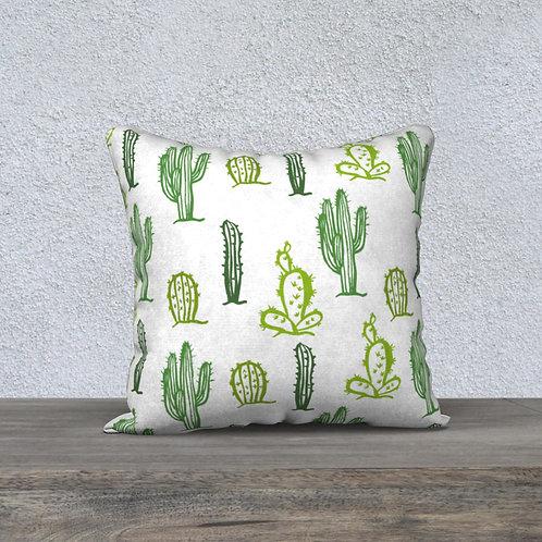 """Coussin décoratif """"Cactus"""""""