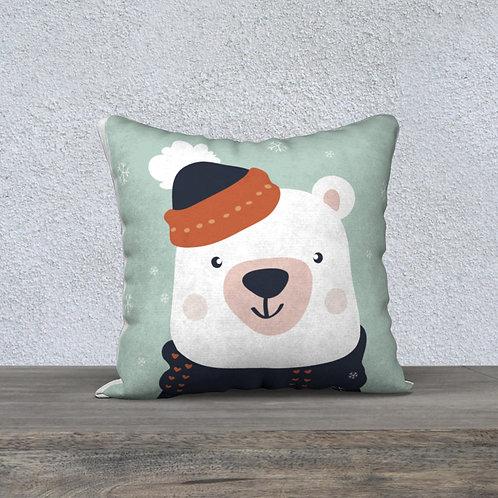 """Coussin décoratif""""petit ours"""""""