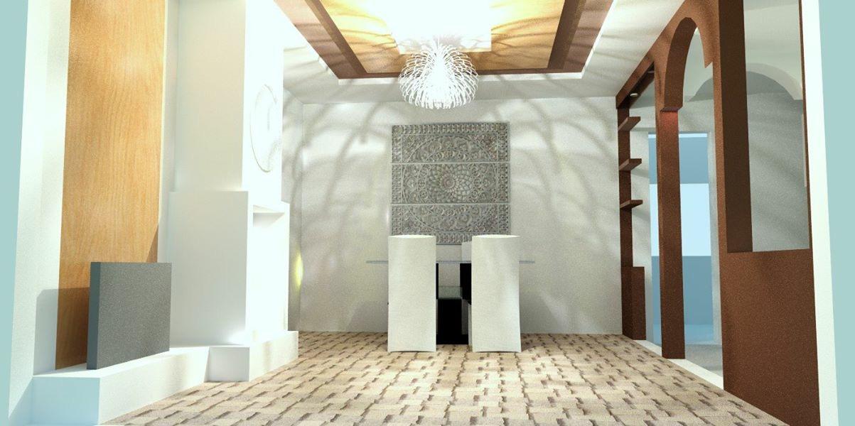 Design 3D salon Tunisie