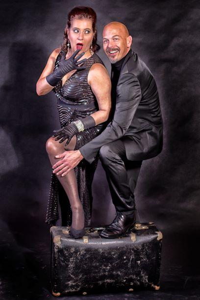 Helga Wachter & Michael Antony Austin