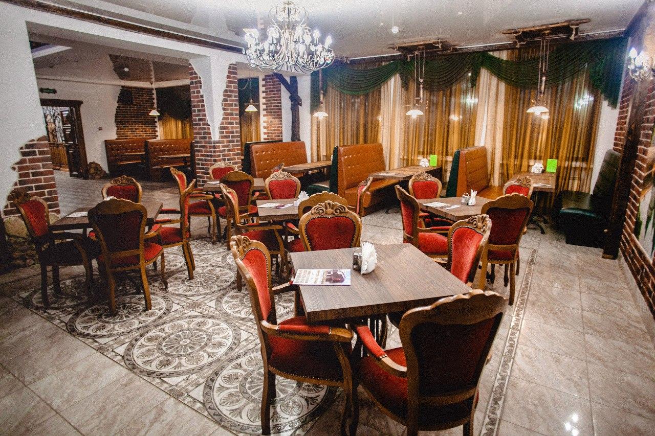 Ресторане Замок де Санти г. Арзамас