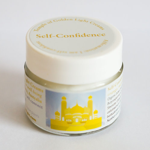 Self Confidence - Affirmation Cream