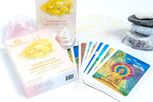 Oracle Cards - 52 Card Pack + Guide Book